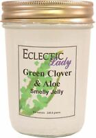Green Clover And Aloe Smelly Jelly, Room Air Freshener, 8 Oz