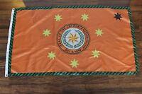 Cherokee Nation Flag Native American Indian Orange 3' X 5' September 6 1839