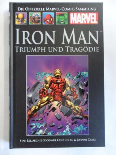 Z 1 IRON MAN Triumph und Tr Die Offizielle Marvel-Comic Sammlung Classic 7