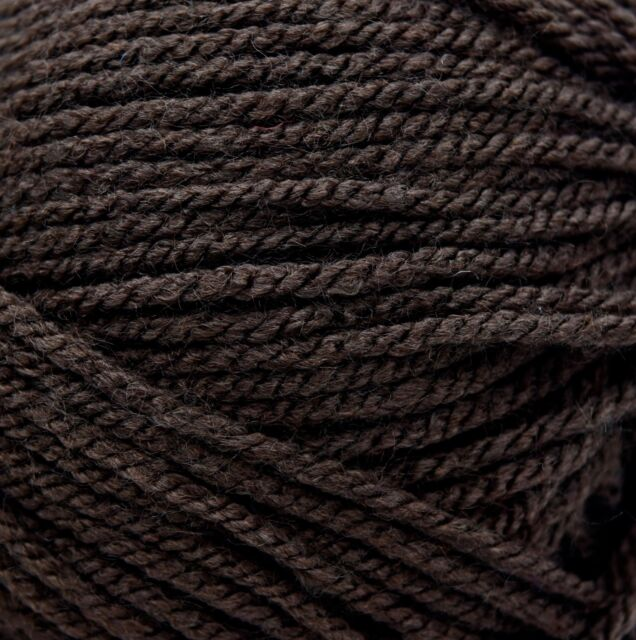 1002 BLACK Stylecraft Special 4 Ply Knitting Wool Yarn 100g