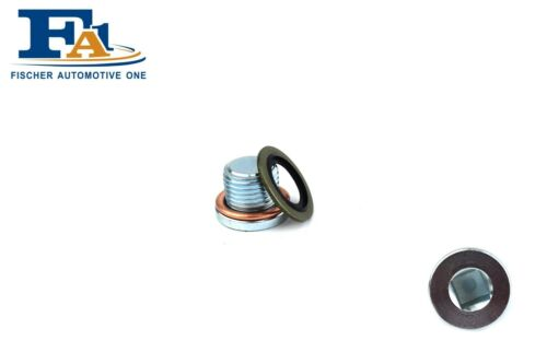 Engine Oil Sump Drain Plug Bolt Screw For Citroen Peugeot Renault Volvo Vauxhall