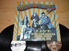 2 LP-Set Molly Hatchet Live Agora Ballroom 1979/Southern Rock