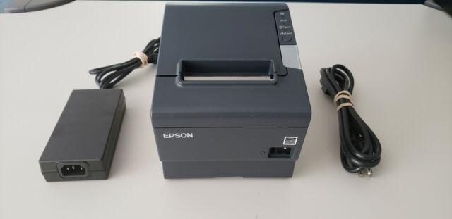 Epson Thermal Receipt Printer Only M244a Tm-t88v SKU 70