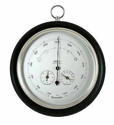 Fisher Weather Station Barometer, Thermometer, Hygrometer