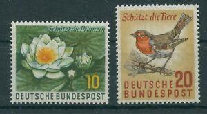 Germany-BRD-Federal-1957-Mi-274-275-Mint-MNH-More-See-Shop