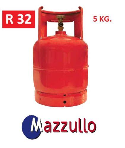 GAS REFRIGERANTE R32 5 KG NETTO