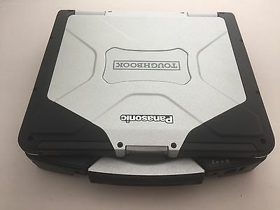 Panasonic CF-31 MK4 Toughbook - ZERO (0) Hours - 2.7Ghz - Core i5 - SSD - DVD-RW