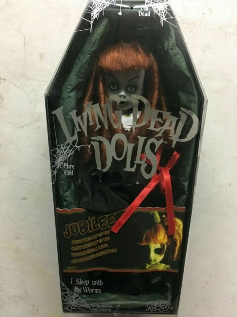5328acfd292 Living Dead Dolls Jubilee Series 11 Unopened Mezco 93041 for sale ...