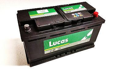 017 Car Battery-Lucas LP017 FITS AUDI BMW CHRYSLER FORD JAGUAR JEEP LAND ROVER