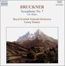 Bruckner: Symphony No.7 (CD, Apr-1999, Naxos (Distributor)) NEW