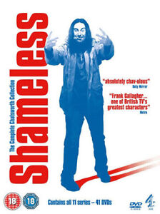 Shameless Série 1 Pour 11 Complet Chatsworth Collection Neuf DVD REGION2
