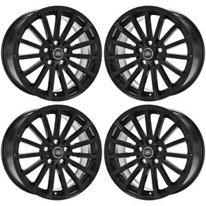 19 land rover range rover sport black wheels rims factory oem set 4 1946 Black Buick image is loading 19 034 land rover range rover sport black