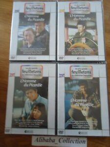Nuevo-Lote-4-DVD-HOMBRE-de-Picardie-Completo-Serie-CD-Atlas