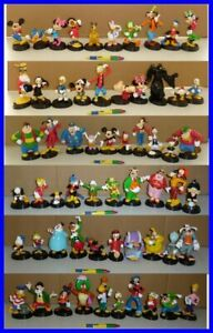 Rara-Serie-Completo-60-Figuras-Estatuas-Disney-Collection-Primera-de-agostini