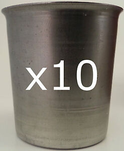10-seamless-votive-candle-making-moulds-top-quality-metal-soy-paraffin-wax