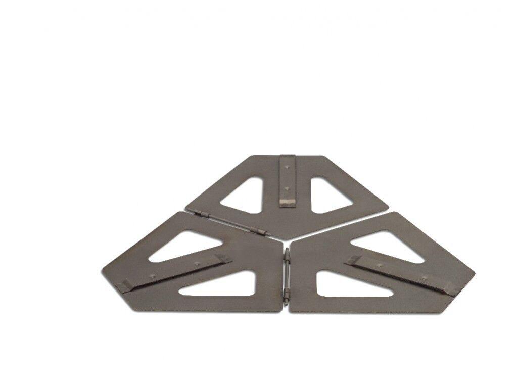 Primus kocherplatte 'stovepaw ti' placa para Kocher Titan