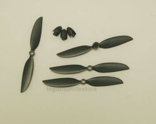 229: 4x mini Propellers 110x30mm Suit for RC RC Airplane