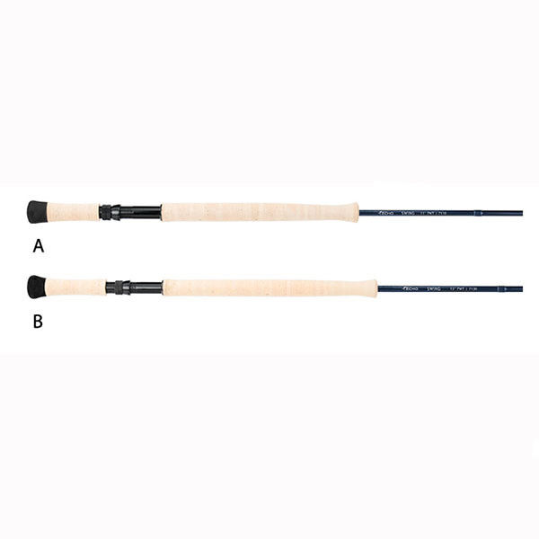 Echo SWING Two Handed & Switch Fly Rod with Free Shipping