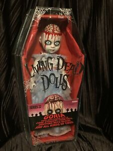 Living-Dead-Dolls-Goria-Series-22-Zombies-Sealed-New-Brains-LDD-sullenToys