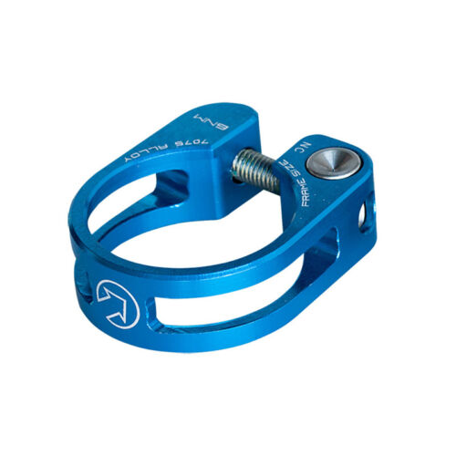 31.8mm Shimano PRO Performance Seat Post SeatPost Clamp Blue