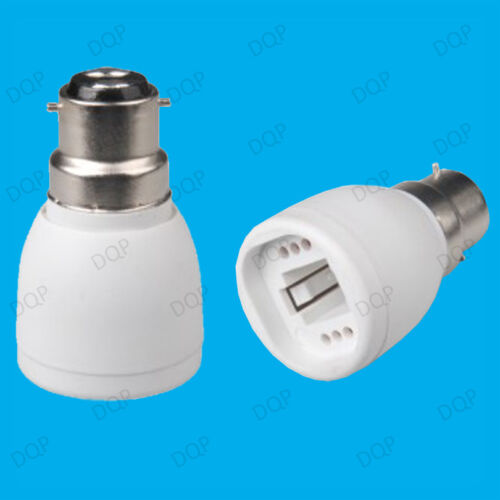 B22//E27 Zu G24 Oder G24 E27 Glühbirne Steckdose Lampe Adapter Fassung Halter