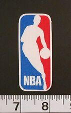 FREE SHIPPING NBA Logo Iron On Fabric Applique Patch DIY Craft Basektball No Sew