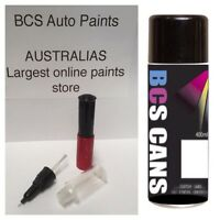 Car Touch Up Paint Spray + Pen - Mitsubishi Sienna Red Code Xx