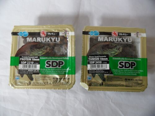 SDP Pellets Special Formula Additives JPZ Pellets Softies Marukyu Baits