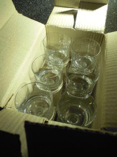 modisch schickes Glas 6x Weinglas Eisch Saskia 172//2 mundgeblasen
