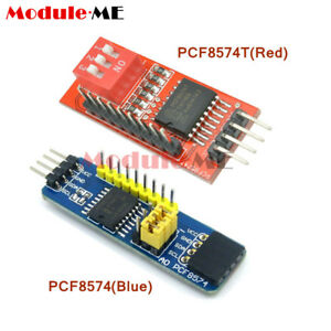 Details about PCF8574 PCF8574T I2C 8 Bit IO GPIO Expander Module for  Arduino & Raspberry Pi UK