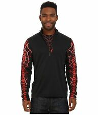 Spyder Webstrong Dry WEB T-Neck Mens Mid Layer Shirt Size XL, NWT