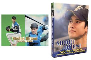 Shohei-Ohtani-English-Blu-ray-3-Disc-Box-with-a-limited-edition-Ohtani-039-s-card