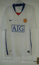 Mens Football Shirt - Manchester United - Away 2008-09 - Nike - XL - Rooney 10