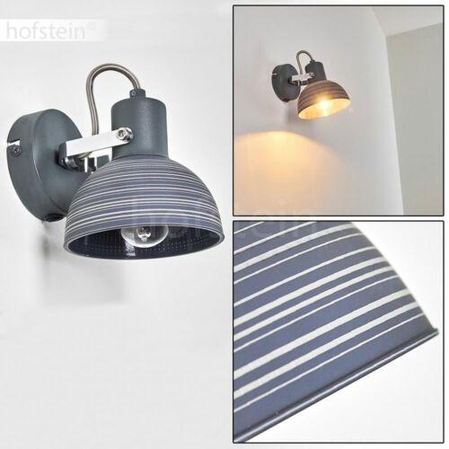 Wand Lampen Schalter Wohn Schlaf Raum Leuchte verstellbar Flur Dielen Strahler