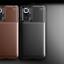 miniatura 4 - COVER per Xiaomi Redmi Note 10 / Pro CUSTODIA CARBONIO SLIM + VETRO TEMPERATO 9H