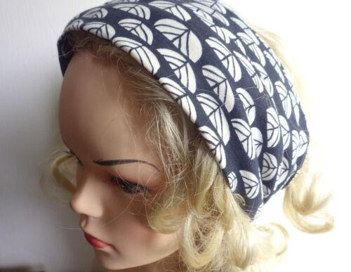 Tree/'S Haarband Haarbänder extra breit Tube Fahrradhelm marine blau