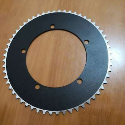 road chainring 130mm 130bcd track urban fixed 46t teeth single speed aluminum