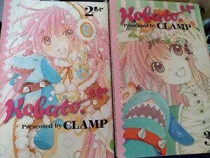 Kobato Manga Volume 2 & 3 Rare / Out of Print Anime Comic Book Clamp Yen Press