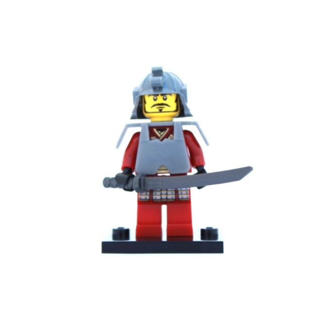 NEW LEGO MINIFIGURES SERIES 3 8803 - Samurai Warrior