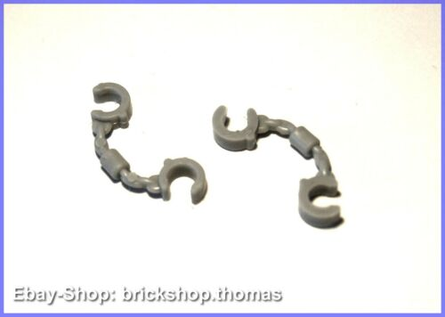 61482 Light Bluish Gray Handcuffs NEU Lego 2 x Handschellen grau NEW