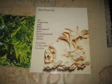 BONHAMS CATALOGUE IMP RARE 8 PANEL ZITAN MOUNTED EROTIC ALBUM CHINESE ART MAY11
