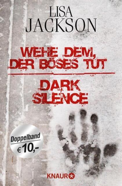Wehe dem, der Böses tut / Dark Silence ► Lisa Jackson (Taschenbuch) ►►►UNGELESEN