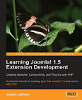 Learning Joomla! 1.5 Extension Development: Creating Modules, Components, and Plugins with PHP by Joseph L. Leblanc (Paperback, 2007)