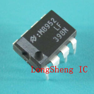 10pcs-LF398N-Monolithic-Sample-and-Hold-Circuits