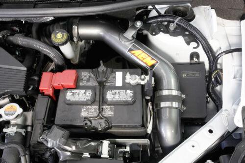 15HP! AEM Performance Air Intake Kit Gunmetal Finish 2017 Sentra 1.6L Turbo