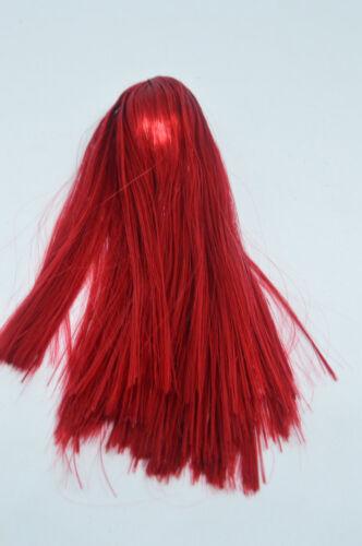 """1//6 Parrucca di capelli donna SCALA 3.0 Nuovo Multi Colori per 12/"""" TESTA SCULTURA H Donna"""