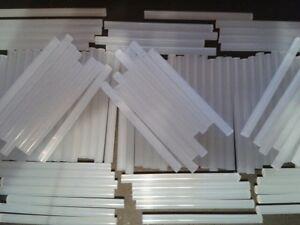 100-Stueck-Heissklebesticks-fuer-Heissklebepistole-7mm-x-100mm-Heissklebestangen-NEU
