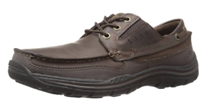 Skechers USA Men's Expected Gembel Relax Fit Oxford, All Size