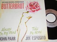 "7"" - John Parr & Joe Esposito Always on my mind & Take me home - MINT # 1273"