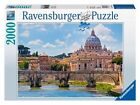 Ravensburger BRAND 2000pc Puzzle - The Bridge of Angels Rome